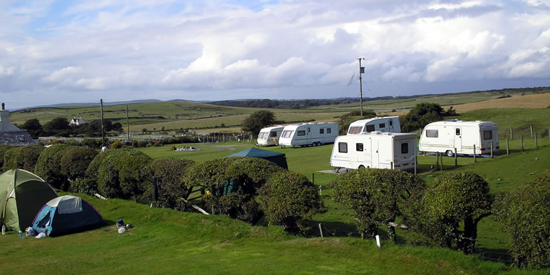 Knock school Touring and Camping Facilities & Tariffs